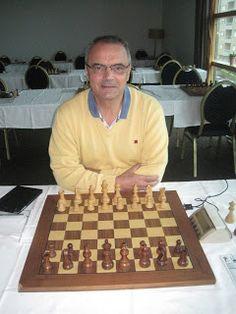Casa do Xadrez de Alpiarça: 1ª Divisão 2016: António Vasques x Pedro Vinagre