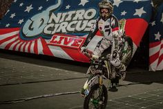 Bilko - Blake Williams at Nitro Circus Motocross, Bmx, Nitro Circus, Triumph Motorcycles, Custom Motorcycles, Maisie Williams, Monster Energy, Dirt Track Racing, Auto Racing