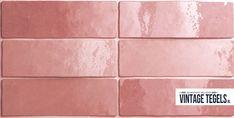 Pretty in PINK! De Artisan Rose Mallow is een zachtroze wandtegel. Prachtig in een moderne, landelijke of industriële keuken en door de handvorm afwerking ontstaat er een prachtige sfeer!  #artisan #rose #mallow #pink #wandtegel #zachtroze #modern #landelijk #industrieel #keuken #inspiratie #vintagetegels New Toilet, Dark Interiors, Tile Floor, Artisan, Flooring, Rose, Vintage, Bathroom, Diy