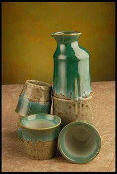 Sake cups. So cute!