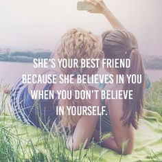 The true meaning of a best friend. Repin if you have a best friend that has done the same for you!
