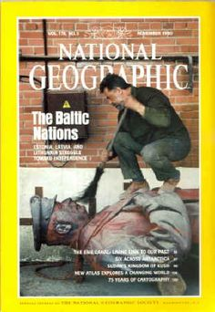 National Geographic Magazine, November 1990 (Baltic « Library User Group