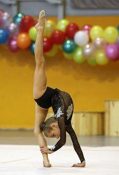 Gymnastics competition  n.17.3  #KyFun