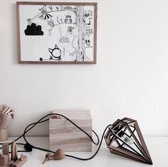 ++Lampe++ mackapär