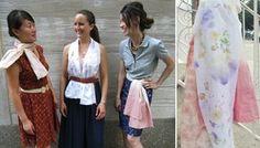 DIY We Tried: Eco Dyeing