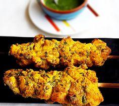 chicken reshmi kabab recipe step by step