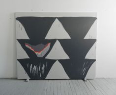 Amy Feldman, landfills for heart chaff 2011 x acrylic on canvas Work In New York, Forms Of Communication, Abstract Painters, Bat Signal, Superhero Logos, New Art, Amy, Contemporary Art, Canvas