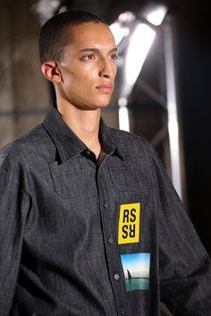 Raf Simons Spring 2015 Menswear Accessories Photos - Vogue