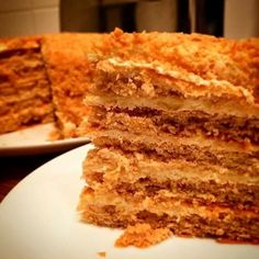 British Baking, British Bake Off, Baking Recipes, Cake Recipes, Dessert Recipes, Salad Recipes, Lithuanian Recipes, Lithuanian Food, Delicious Desserts