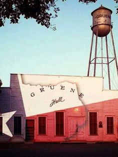 Gruene Hall, New Braunfels TX can't wait to move out here!! We love Gruene and New Braunfels!!!
