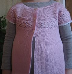 Lovely dress for a little girl
