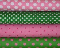 polka dots too!