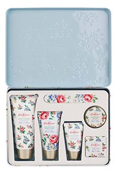 From 14.49:Cath Kidston Meadow Posy Handcare Set