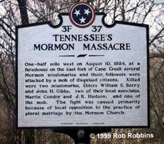 Mormon Massacre   photo