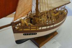 Benoit-Le-Roux-Expo-Carnac& Le Havre, Boats, Classic, Classic Boat, Model Ships, Derby, Ships, Classic Books, Boat