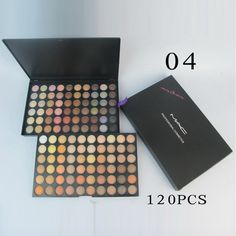 MAC Professional Hellokitty Eyeshadow Palettes 120 Colors