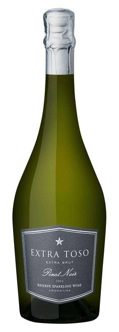 Extra Toso Pinot Noir Méthode Champenoise