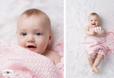 St. Louis Baby Photographer | Six Month Pictures | http://inthelittle.com/blog-st-louis-newborn-baby-child-photographer/