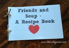 A Soup Recipe Swap + printable | The Vintage Mom