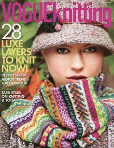 Vogue Knitting Winter 2013-2014 - Monika Romanoff - Picasa Albums Web