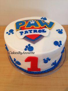 Paw Patrol Smash Cake pertaining to Birthday Party Twin Birthday Cakes, Paw Patrol Birthday Cake, Special Birthday Cakes, 1st Birthday Cake Smash, Paw Patrol Torte, Cakes For Boys, Cake Creations, Party Cakes, Cupcake Cakes