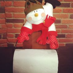 Noel porta papel