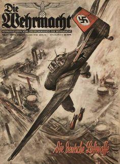 Publicación Die Wehrmacht del Oberkommando der Wehrmacht. 03.1938
