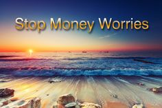 GUIDED MEDITATION for Money Worries Great meditation to do right before bed and in the morning make time.
