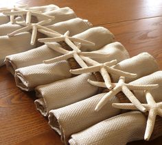 This ocean-inspired craft project involves simple materials that come together quickly for anice, polished result. All you need is: Empty toilettissue roll(s) - one roll produces four approximate...