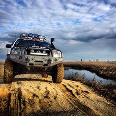 Blains X: Ol' Painless-High Drag, Low Speed: Pro Comp Wheels 7-27-14 - Second Generation Nissan Xterra Forums (2005+)