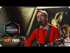 Olli Schulz – Als Musik noch richtig groß war (Live @ Neo Magazin) - Testspiel.de