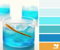 blue is my color palette Colour Pallette, Colour Schemes, Color Combos, Color Patterns, Color Mix, Summer Color Palettes, Summer Colors, Beach Wedding Colors, Design Seeds