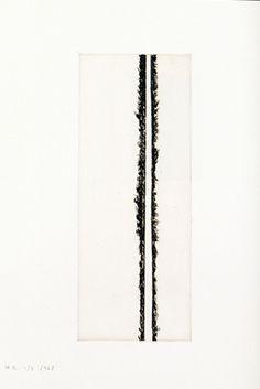 Barnett Newman, Untitled, 1968