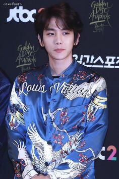 160121 GDA Red Carpet #Baekhyun #백현