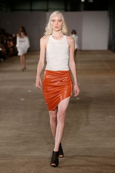 @Bec & Bridge Spring 2015 - Look 28 #MBFWA