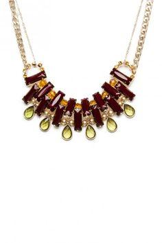 Queen Cleo Necklace