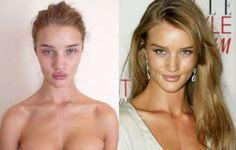 Modelos de Victoria's Secret sin maquillaje [Fotos] | ActitudFEM