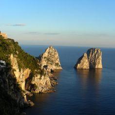 Capri Italy ....paradise found