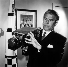 Wernher von Braun, c. 1960s