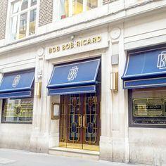 Best restaurants in London - Bob Bob Ricard Bob Bob Ricard London, European Tour, Top Restaurants, London Life, London Calling, British Isles, Restaurant Design, Travel Inspiration, Places To Go