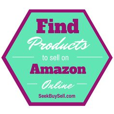 Need to find products to sell on Amazon? I suggest you check these 8 sites as they may have slipped past your radar.