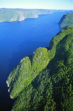 Fjord du Saguenay, Québec, Canada   image courtesy Authentik Canada
