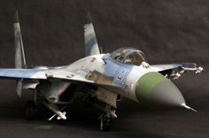 SU-27 Scale 1:32 Up Detail (Trumpeter)