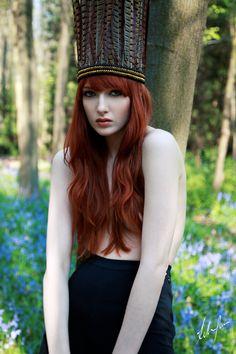 Photography of Felice Fawn Felice Fawn, Wonder Woman Art, Natural Redhead, Ginger Hair, Model Mayhem, Hair Looks, Hair Pins, Redheads, Red Hair