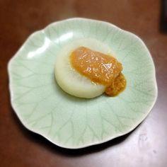 チェンマイみやげのセラドン焼きに大根さん♡うつくしやー(´ω`) - 5件のもぐもぐ - ふろふき大根 by shoko15