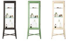 IKEA FABRIKÖR | the green one! #wishlist plant stand, greenhouse, terrarium