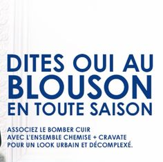 #ideeshoppingdujour  #blouson #saison #offreclub  #julesangerscv  #jules