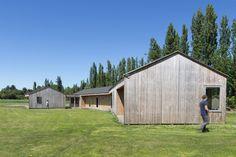 La casa progettata da Ignacio Correa sfrutta tecniche e maestranze locali