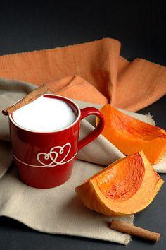 Pumpkin spice latte, avagy fűszeres sütőtökös latte