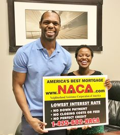"Mr. Young is thrilled with his #StLouis home and an incredible 1.25% rate! ""We just bought our first home! One year ago we did not think home ownership was an option for us. We trusted the process and today we're homeowners!"""